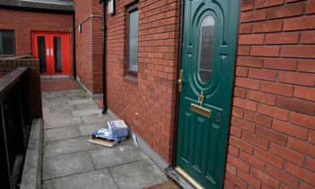 Joyce vincent's flat