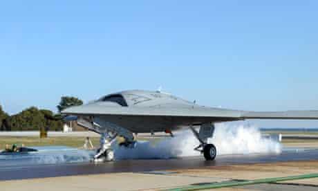 military drone spy