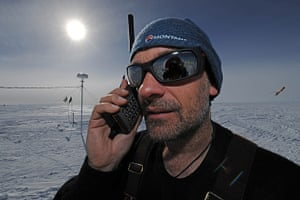 British Antarctic Survey: Scientists from the British Antarctic Survey