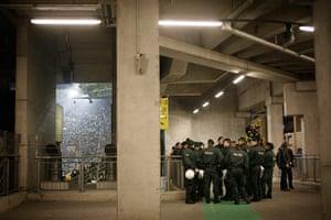 Borussia Dortmund: Police