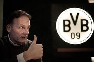 Borussia Dortmund: Hans-Joachim Watzke