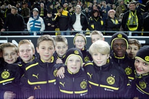 Borussia Dortmund: Young players