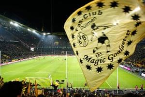 Borussia Dortmund: The Yellow Wall