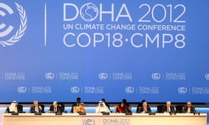 Climate change talks