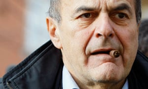 Pier Luigi Bersani to be centre-left candidate in Italy's general election