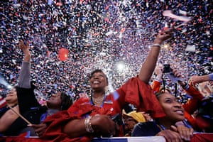 Pics of the Year 2012: Election night by Matthew Rourke