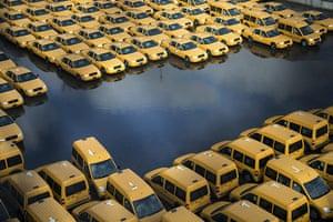 Pics of the Year 2012: Floods in Hoboken by Brendan Smialowski