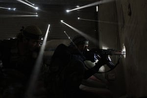 Pics of the Year 2012: Syrian snipers by Javier Manzano