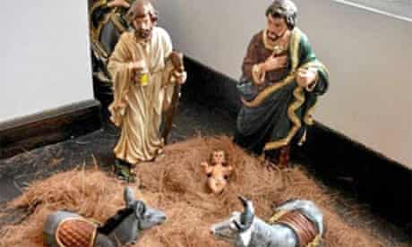 The World S Best And Most Controversial Nativity Designs Design The Guardian