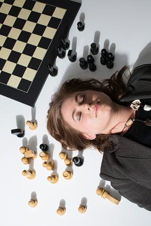 Portraits of 2012: Judit Polgar Hungarian chess grandmaster