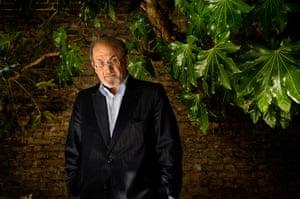 Portraits of 2012: Salman Rushdie, novelist