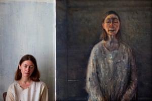 Portraits of 2012: Celia Paul, painter