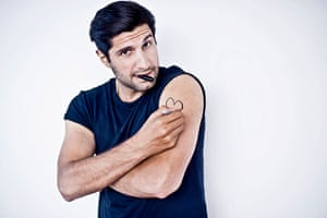 Portraits of 2012: Kayvan Novak, actor and comedian