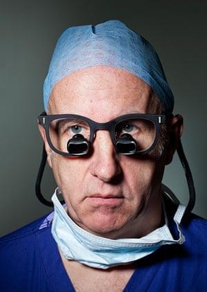 Portraits of 2012: Ben Bridgewater, heart surgeon at Wythenshawe hospital, Manchester