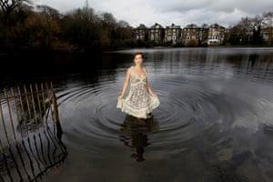 Portraits of 2012: Lisa Dwan, actress