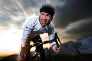 Portraits of 2012: Mark Cavendish, London 2012 Olympic Team GB and Team Sky cyclist