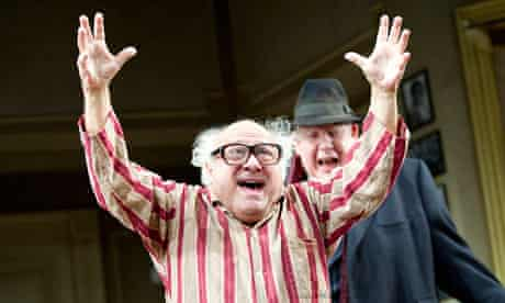 Danny DeVito makes his West End debut in The Sunshine Boys