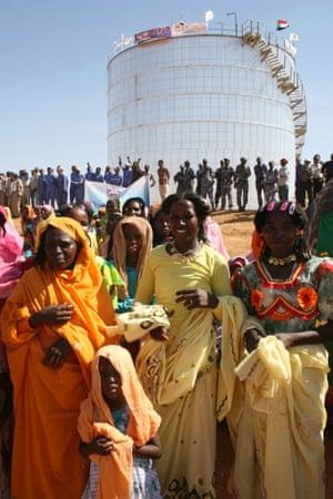 Oil refinery Sudan