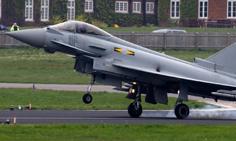 Fighter Jets For Sale >> Oman Set To Buy 20 Aircraft From Bae World News The Guardian