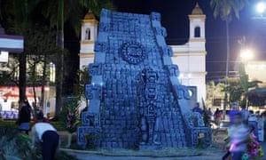 Mayan apocalypse: Celebrating the 13th Baktun in Honduras