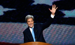 john kerry state department