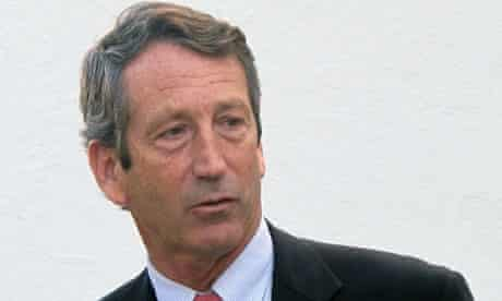 Former South Carolina governor Mark Sanford