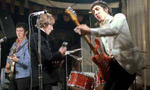 The Who in Concert at the Marquee Club, London