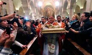Bethlehem Christmas service