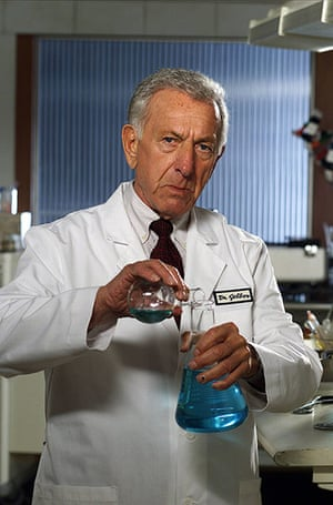 Jack Klugman dies: Jack Klugman as Dr. Leo Gelber