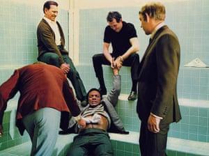 Jack Klugman dies: Jack Klugman In The Film The Split (1968)