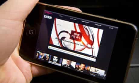 The BBC iPlayer