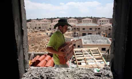West Bank Jewish settlement of Ariel