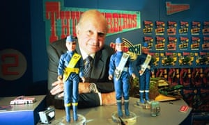 Gerry Anderson in 2000