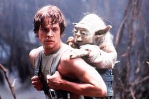 Ten best: Star Wars V: The Empire Strikes Back
