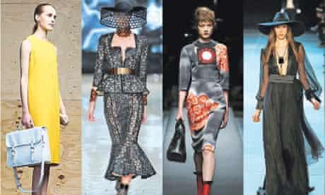 2012 catwalk style