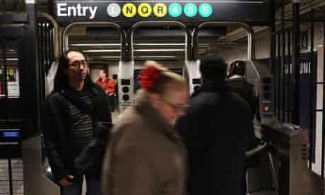 New York City's subway MTA