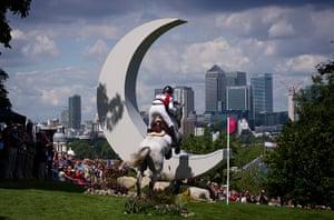 tom's best pics: Equestrian Eventing Cross Country- EV003