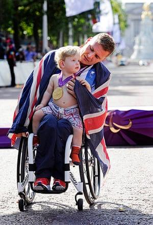 tom's best pics: Paralympics marathon