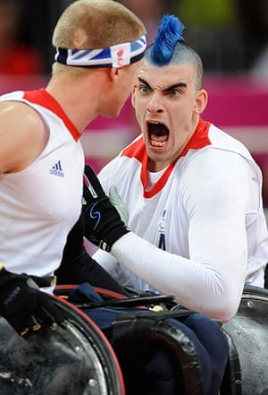 tom's best pics: Paralympics athletics