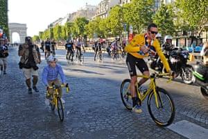 tom's best pics: Tour de France final stage