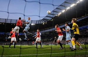 tom's best pics2: Man City v Man Utd