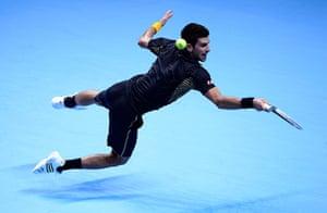 tom's best pics2: ATP World Tour Finals tennis