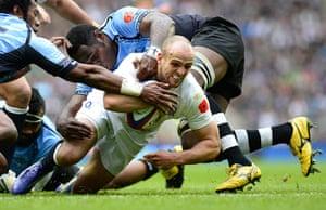 tom's best pics2: England v Fiji