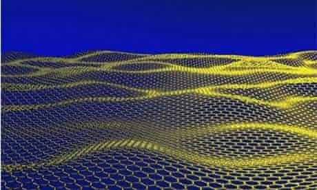 graphene - Manchester University image