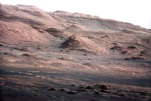 NASA: Curiosity on Mars