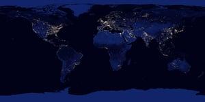 NASA: Black Marble, an unprecedented new look at Earth at night - 05 Dec 2012