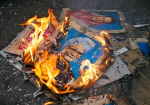 India: Portraits of India's Prime Minister Manmohan Singh