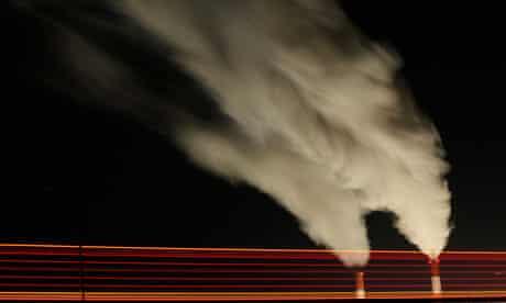 CO2 emissions rises mean dangerous climate change now almost certain