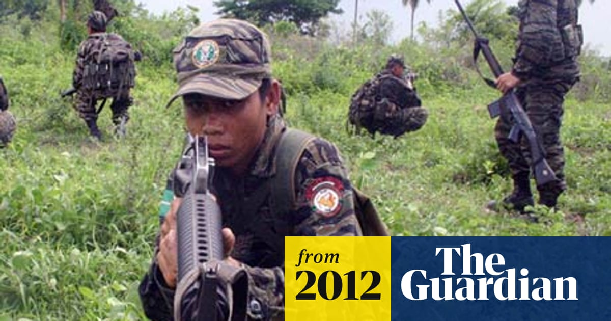 Philippines makes peace through technology | World news
