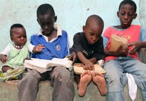 Talibes of Dakar: Senegal
